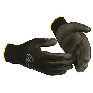 PAIR GUIDE THIN WORK GLOVE WITH PU  9