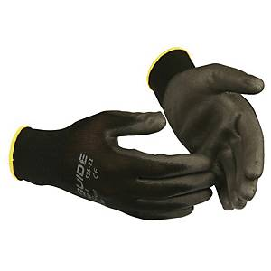 PAIR GUIDE THIN WORK GLOVE WITH PU  10