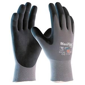 Gants de précision ATG MaxiFlex 34-874, revêtement nitrile, taille 7, 12 paires
