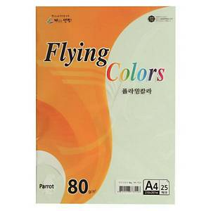 PK25 SAMWON P24 FLYING COLOR A4 80G L/GREEN