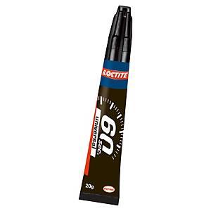 Colle extra forte liquide Loctite 60 secondes - tube de 20 g