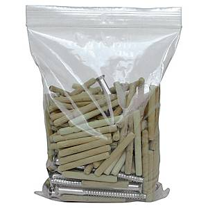 Pack de 100 bolsas minigrip - 150 x 200 mm - 90 µ