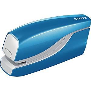 Hæftemaskine elektrisk Leitz 5566 NeXXt, WOW, blå