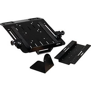 Support ordinateur portable pour bras Fellowes Professional Series - noir