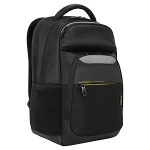 Sac à dos pour ordinateur portable Targus City Gear, 16,5  , noir