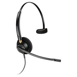 Plantronics Encorepro HW510 phone wired headset - monaural