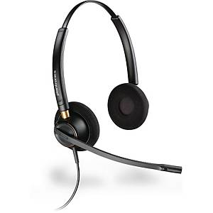 Headset Plantronics Encorepro HW520, med kabel