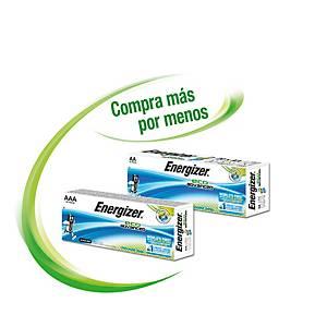 Pack de 20 pilhas alcalinas Energizer Max Plus AA/LR6