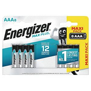 BATTERI ENERGIZER ALKALINE ECO ADVANCED AAA 8 ST/FP