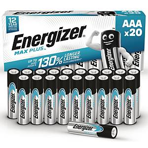 PK20 ENERGIZER ALKALINE ECO ADVANCED AAA