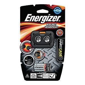 Lampe frontal Energizer Hardcase Pro Magnetic LED, 200 lumens