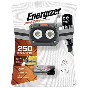 Kopfleuchte Energizer Hardcase Magnet, LED 3x LR03/AAA, 200 Lumen, schwarz/grau
