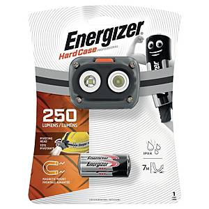 Hodelykt Energizer Hardcase, magnet, 250 LU