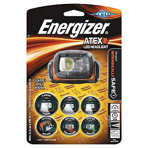 ENERGIZER ATEX HEADLIGHT W/O BATTERIES