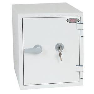 Tresor Phoenix FS1272K, Volumen: ca. 25 Liter, Gewicht: 36kg, weiß