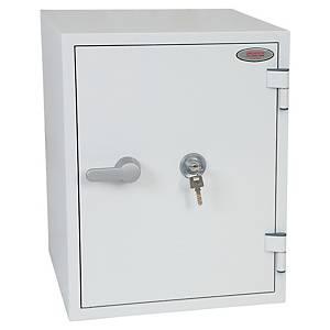 Tresor Phoenix FS1273K, Volumen: ca. 36 Liter, Gewicht: 53kg, weiß
