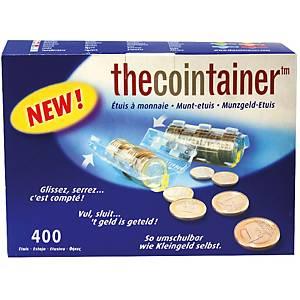 Pack de 400 blísteres para moedas - sortido