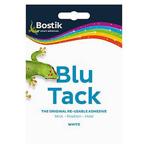 Bostik Blu Tack White Tack Eco Pack 60G