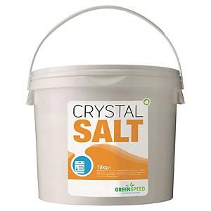 Greenspeed Crystal dishwasher salt - 10 kg