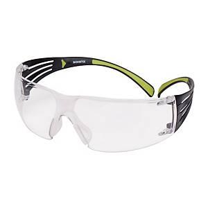 3M secufit SF401AF safety glasses - clear lens