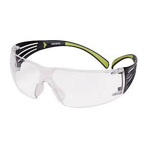 3M secufit SF401AF safety glasses - clear lens