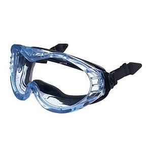 Schutzbrille 3M Fahrenheit f. Helm, Acetat, klar
