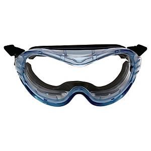 Uzatvorené okuliare 3M™ Fahrenheit™, číre