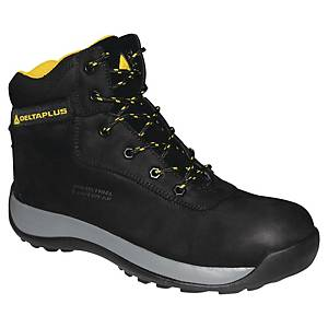 Deltaplus Saga Safety Shoes S3 Black Size 11