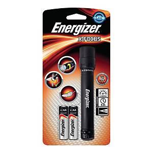 Lampe de poche LED Energizer X-focus, 50 lumens