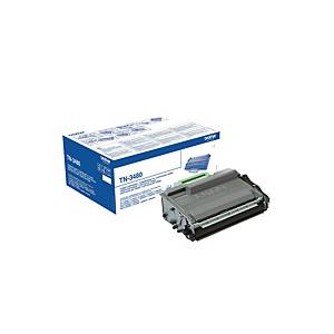 Brother TN-3480 toner cartridge, zwart
