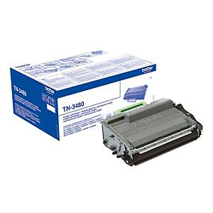 Toner Brother TN-3480, 8000pages, noir
