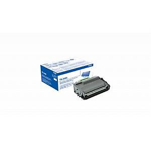 Toner laser Brother TN3480 8K nero