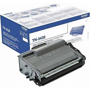 Brother TN-3430 Laser Toner 3K Black