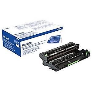 Tambor laser Brother DR-3400 - preto