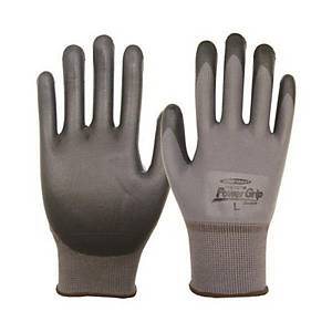 PAIR KORECA GLOVE POWER GRIP NITRILE S