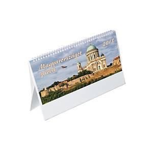 Asztali naptár T056, Magyarországot járva