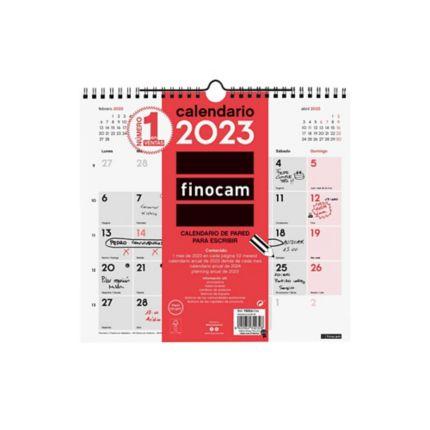 Calendario Para Escribir.Calendario De Pared M Para Escribir De 265 X 245 Mm