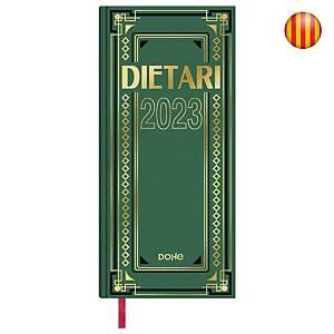 Dietario Dohe Geltex - día página - 2/3 145x310 mm - catalán