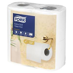 Tork 120240 Extra Soft Toilet Roll Pk40