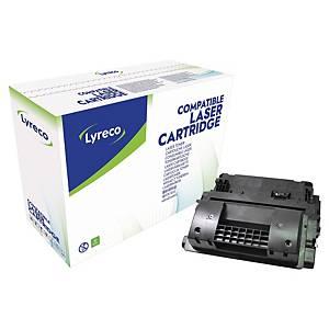 Lasertoner Lyreco HP CF281X kompatibel, 25 000 sidor, svart
