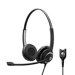 EPOS-Sennheiser SC260 Wired Binaural Telephone Headset