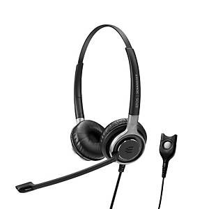 Sennheiser Premium Binaural Telephone Headset With Easy Disconnect
