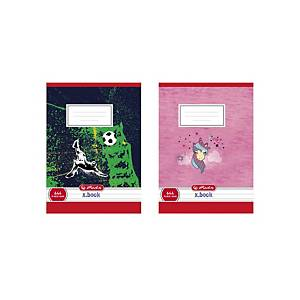 HERLITZ 644 SCHOOL NOTEBOOK A6 RUL 40P