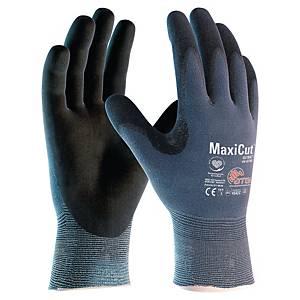 Rękawice antyprzecięciowe ATG Maxicut® Ultra 44-3745, czar-granat., roz. 9, para