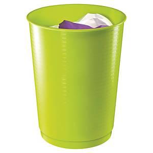 Corbeille à papier Cep Maxi - 40 L - verte