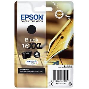 Epson T1681 4010  Black 16XXL Ink Cartridge