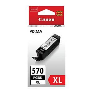 Canon inkoustová kazeta PGI-570PGBK XL (0318C001), černá