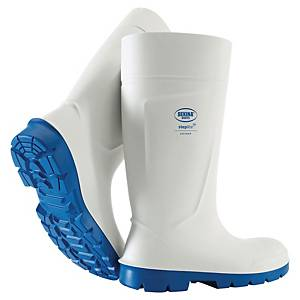 NETCO AVEYRON PVC SAFETY BOOTS  WHITE 41