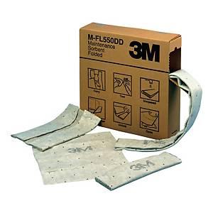 3M M-F2001 Maintenance Sorbent Multi-Format 12cmx15,2m - Box of 3
