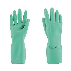 Ansell Sol-Vex 37-176 Chemical Resistant Gloves M